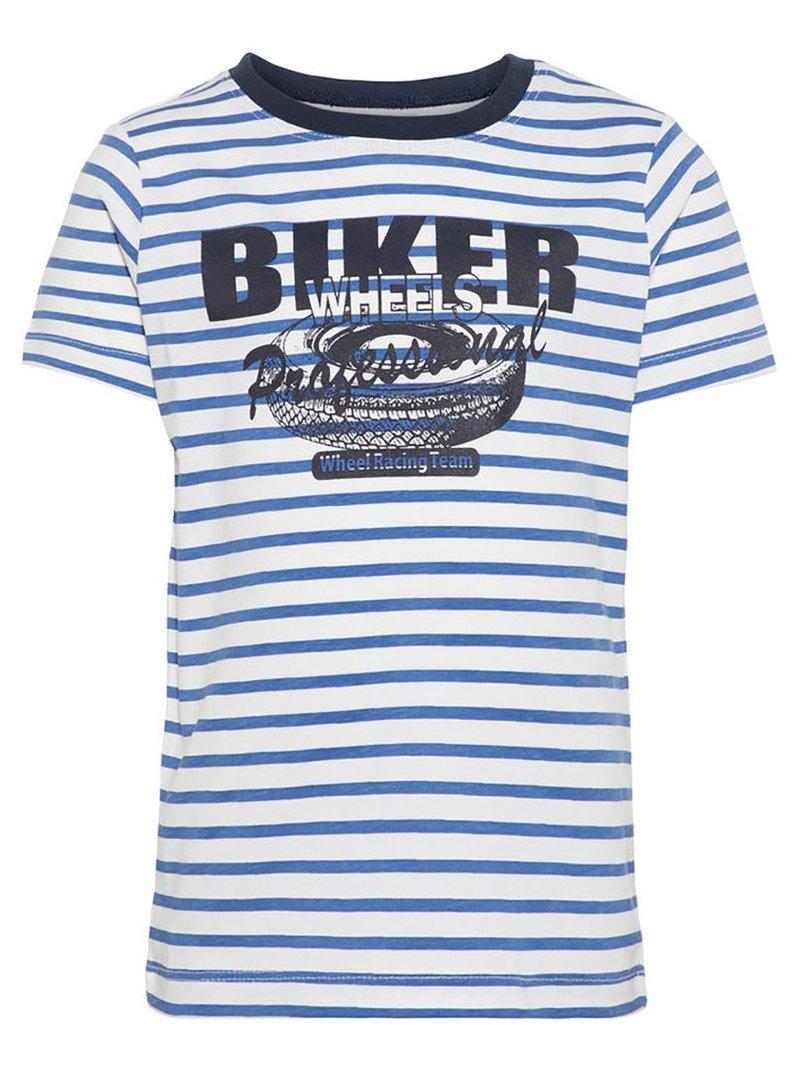Camiseta de niño manga corta Biker