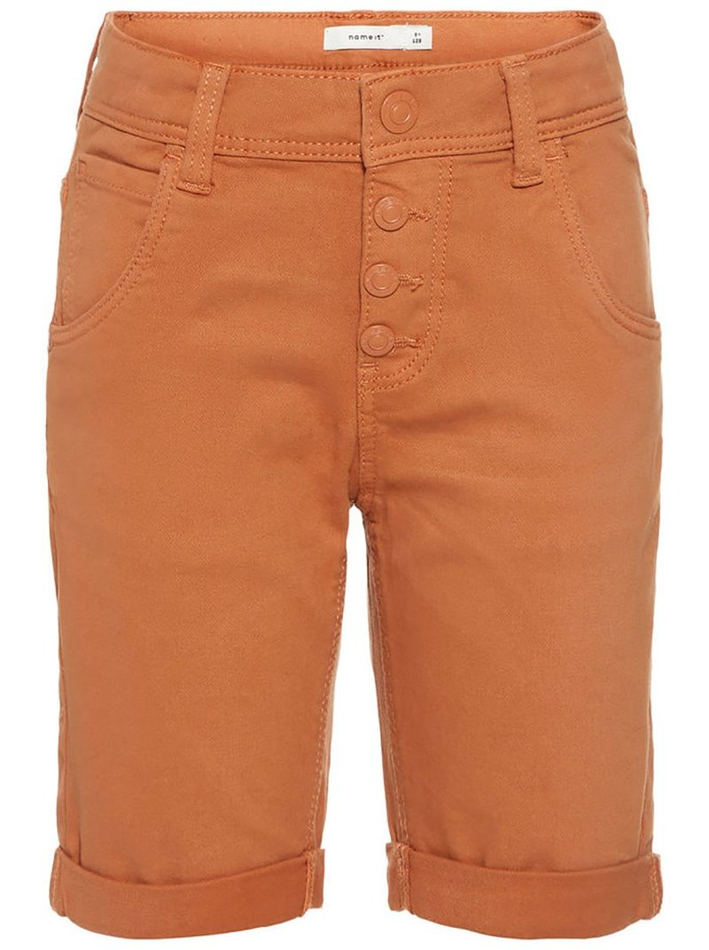 Bermuda pantalón corto de niño corte slim