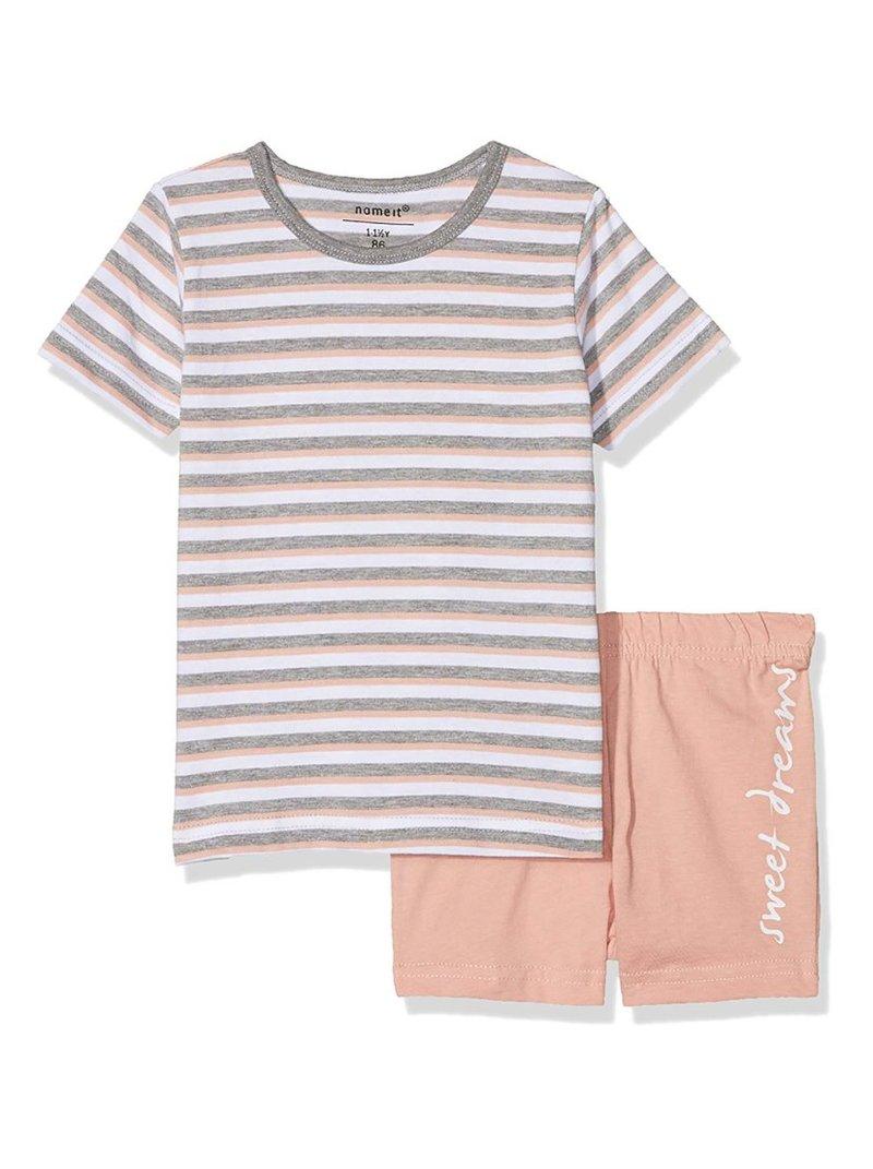 Pijama infantil 2 piezas de algodón MINI