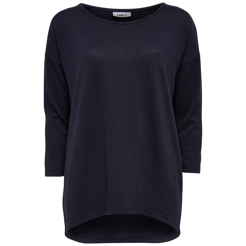 Camiseta manga larga mujer elástica - Only