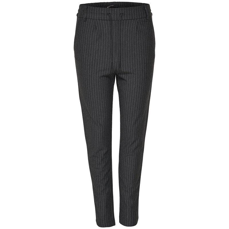 ONLY - Pantalón largo mujer con raya diplomática