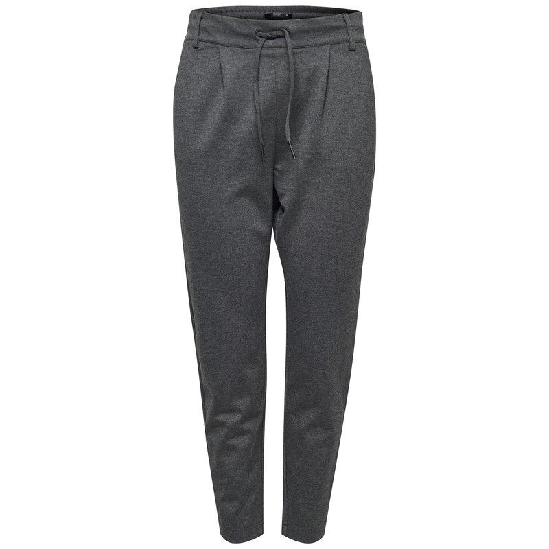 Pantalón largo mujer con cinturilla elástica - Only