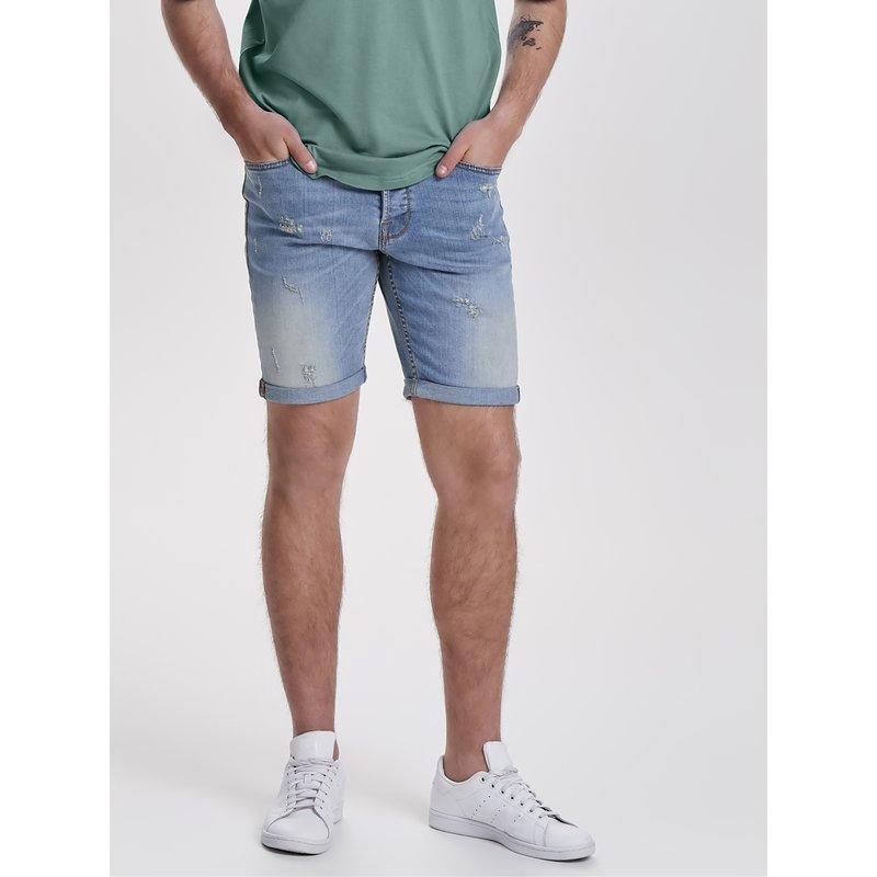Pantalón vaqueros corto 5 bolsillos