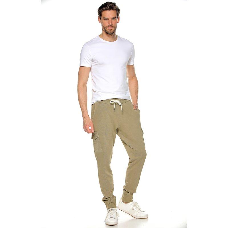 Pantalón deportivo cintura elástica