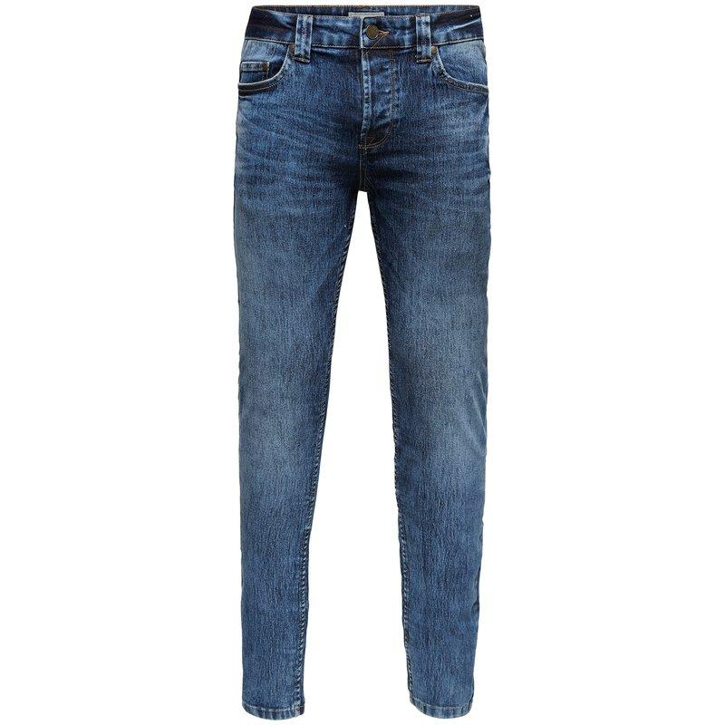 Pantalón vaquero 5 bolsillos hombre