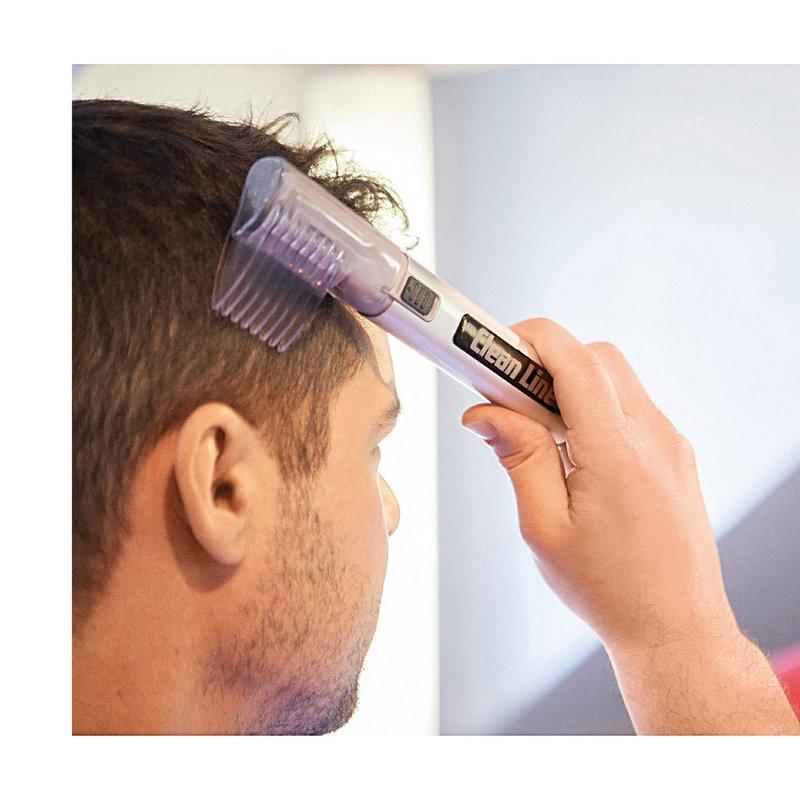 Peine corta cabello 4 medidas de corte