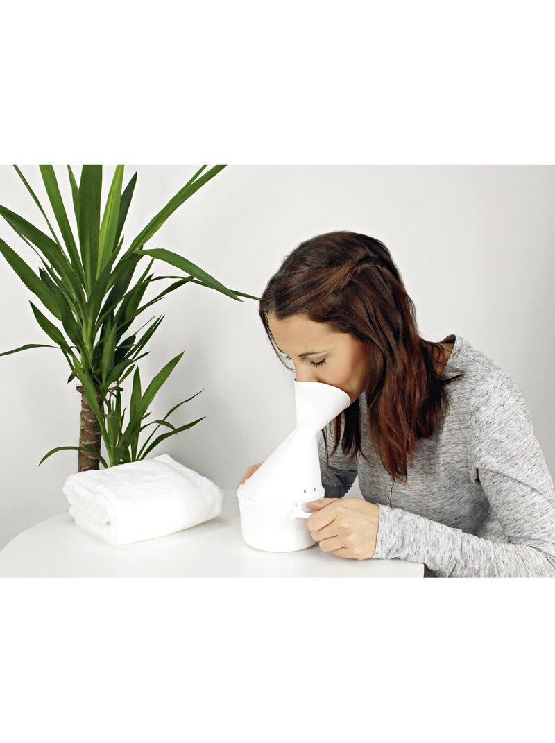 Inhalador vahos especial vias respiratorias