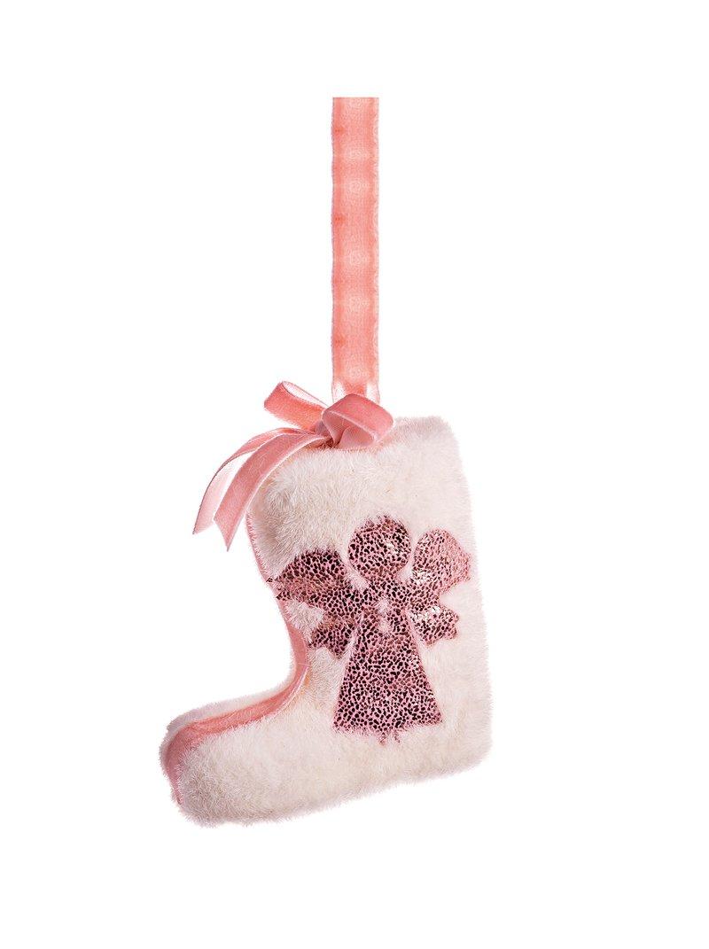 Colgante para árbol de Navidad bota