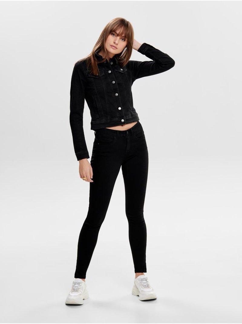 Pantalón vaquero mujer slim fit