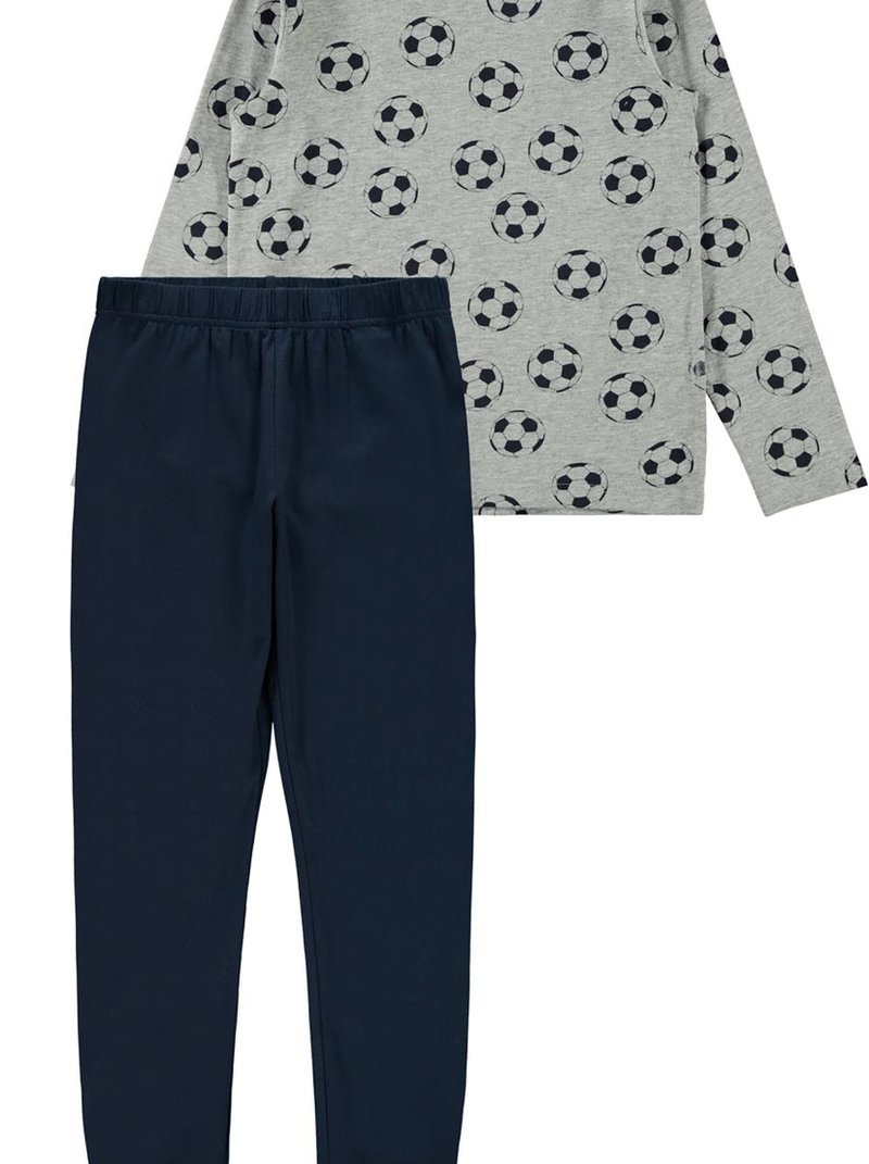 Pijama 2 piezas de niño de algodón