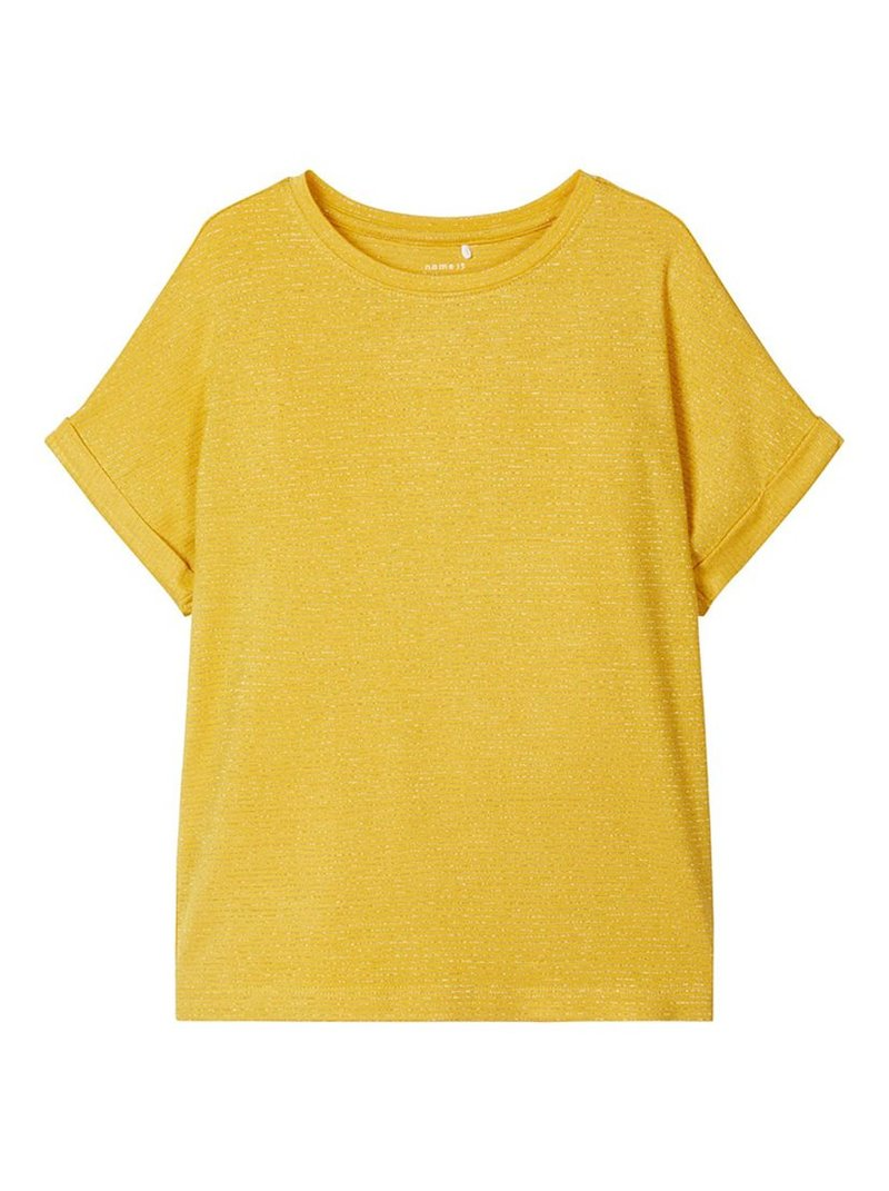 Camiseta de niña de manga corta