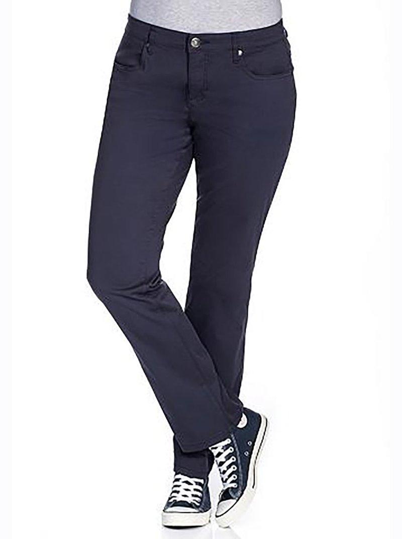 Pantalón en 6 colores mujer tallas grandes