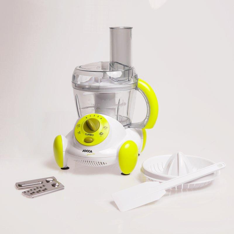 Robot de cocina multifunción 5 en 1 de Jocca
