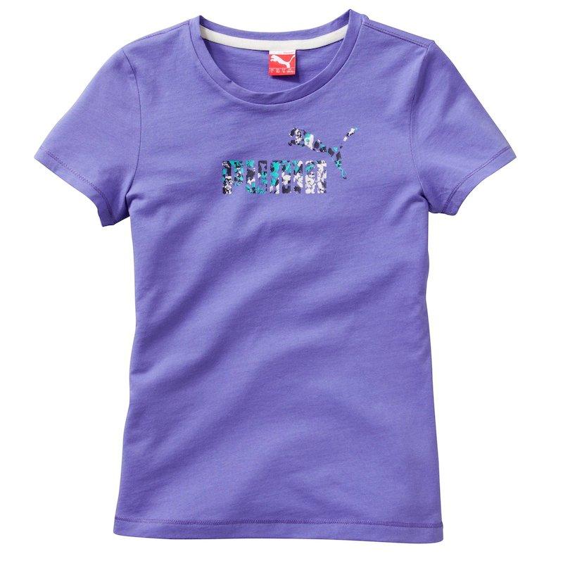 Camiseta niña de manga corta