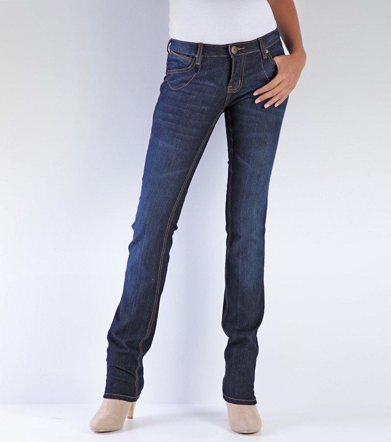 Pantalón vaquero jeans mujer push up