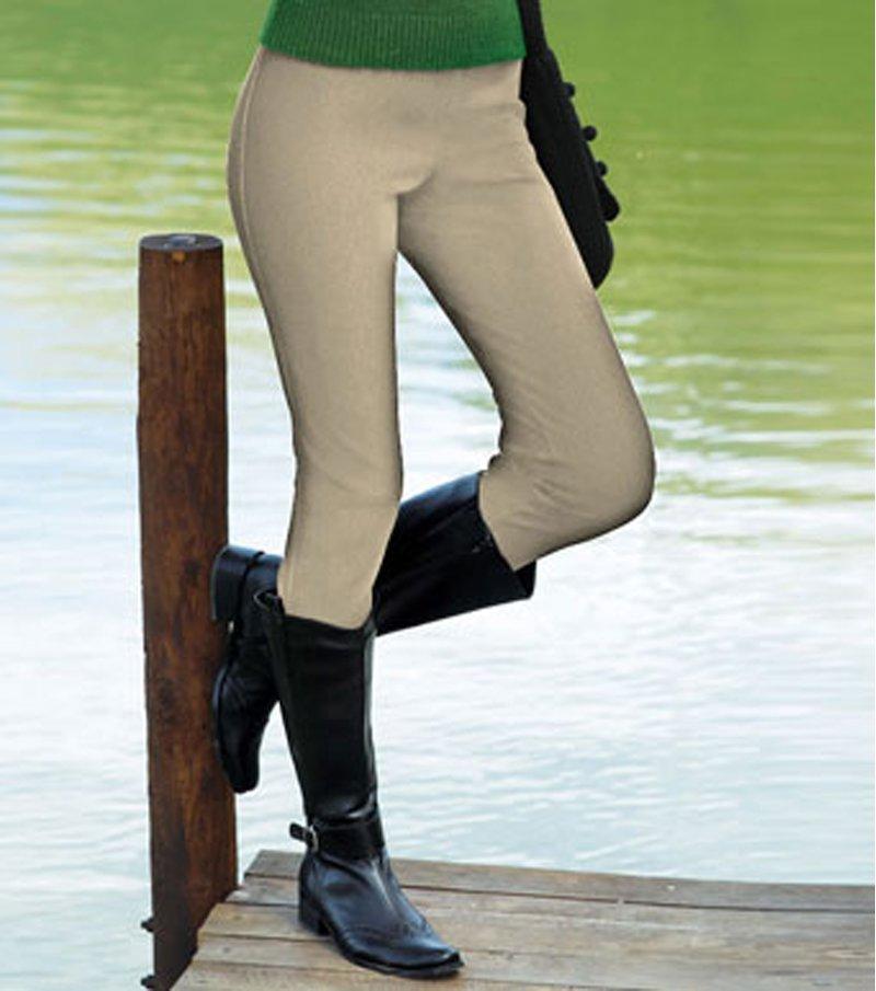 Pantalón pitillo mujer otomán