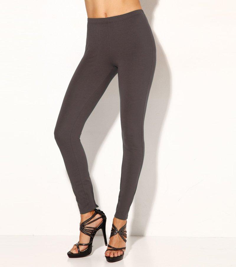 Pantalón legging mujer de punto elástico