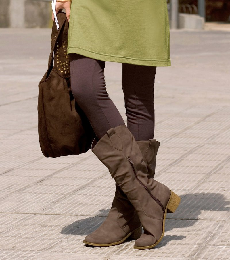 Pantalón pitillo mujer elástico