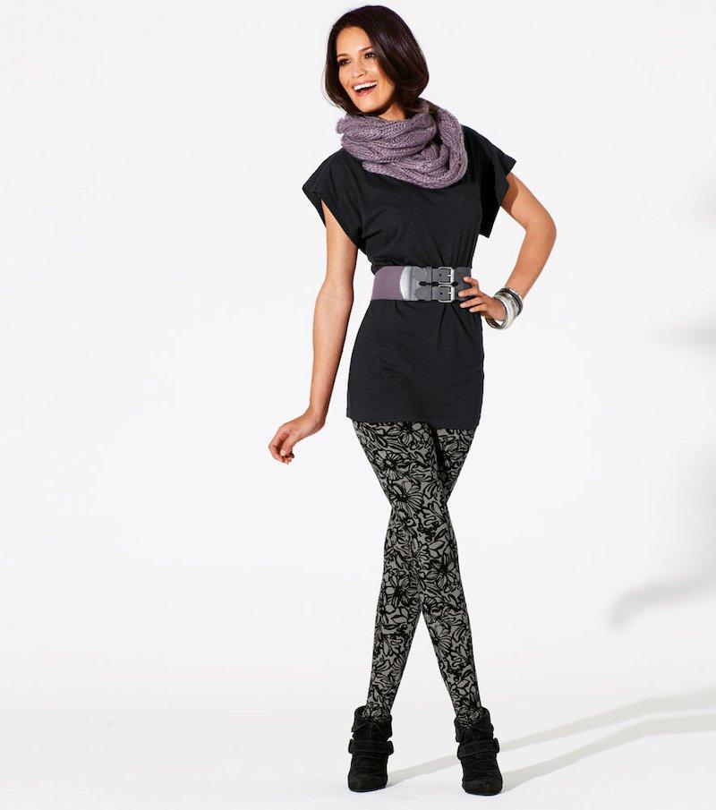 Pantalón legging mujer con camiseta Gratis
