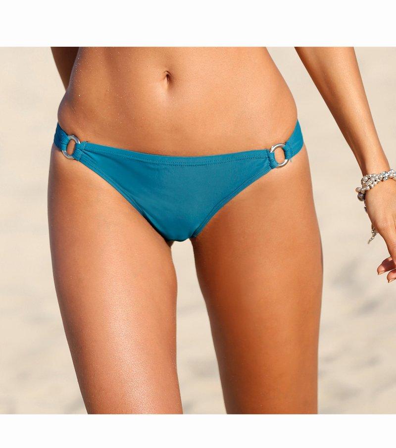 Braga de bikini mujer con detalle de anilla