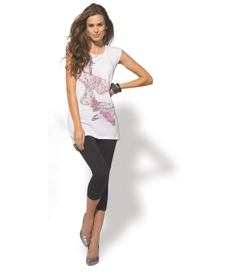 Camiseta+legging