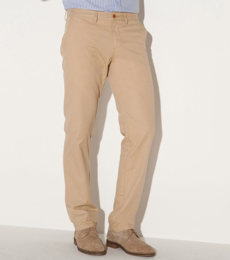 Pantalón chino hombre