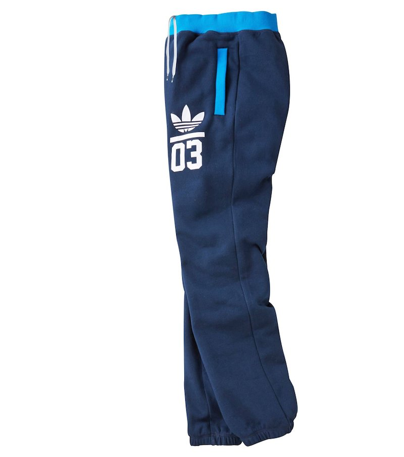 Pantalón de felpa ADIDAS hombre