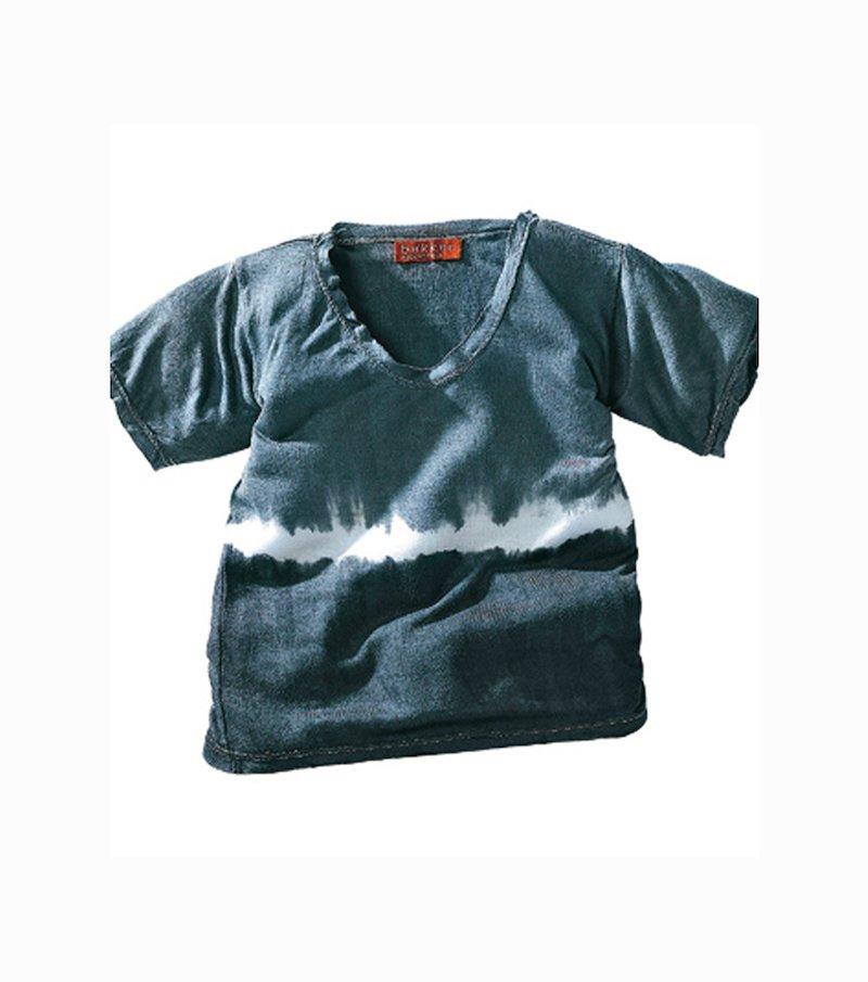 Camiseta estampada tie dye niño BAKKER