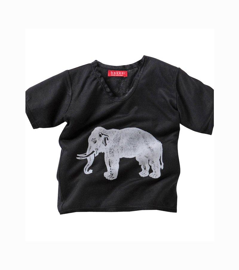 Camiseta niño BAKKER manga corta