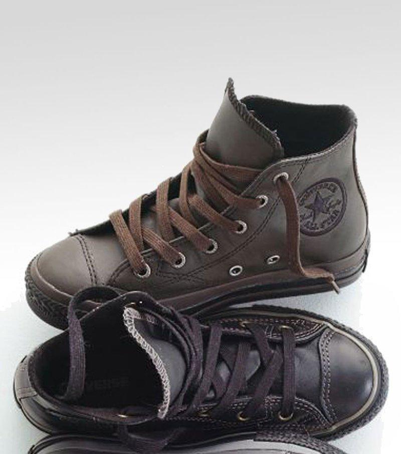 Deportivas niños CONVERSE'CTAS Soft Leather Hi'