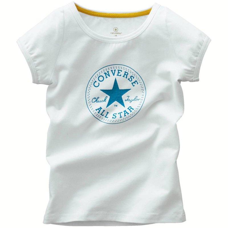 Camiseta CONVERSE. Niños