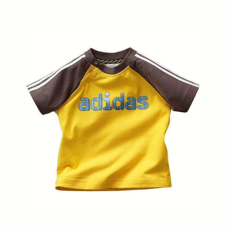 ADIDAS - Camiseta ( de 3 meses a 4 años)