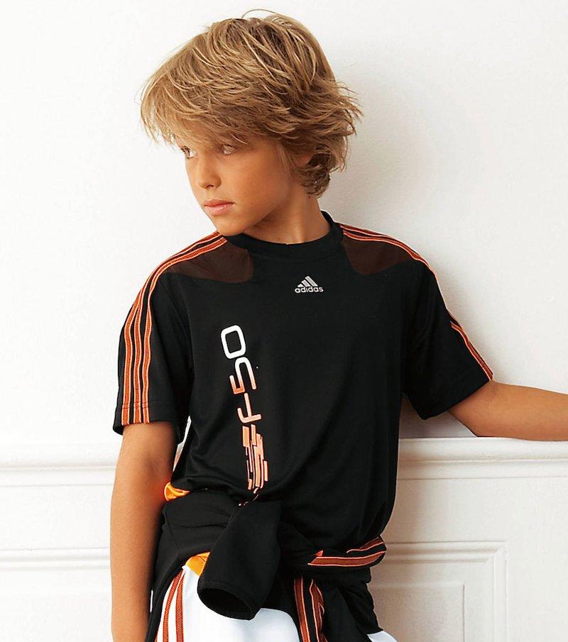 Camiseta niño ADIDAS manga corta