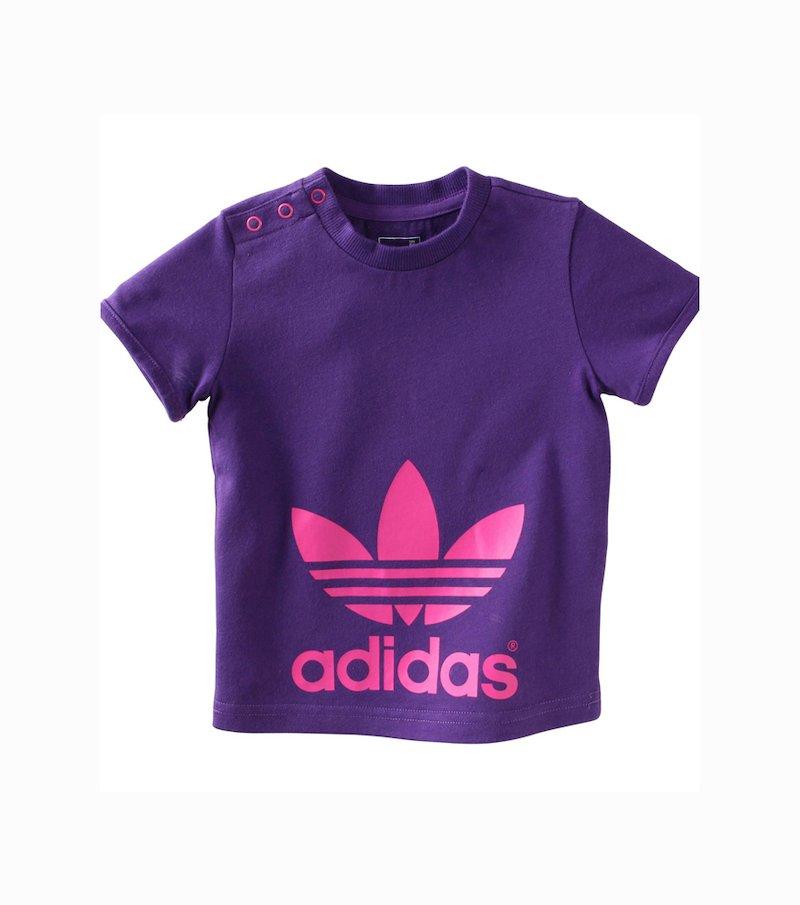 Camiseta niño de manga corta estampado posicional logo