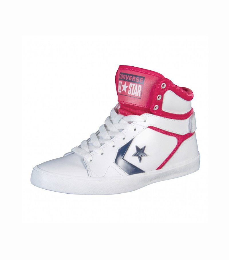 Deportivas CONVERSE ALL STAR 12 LEATHER MID mujer