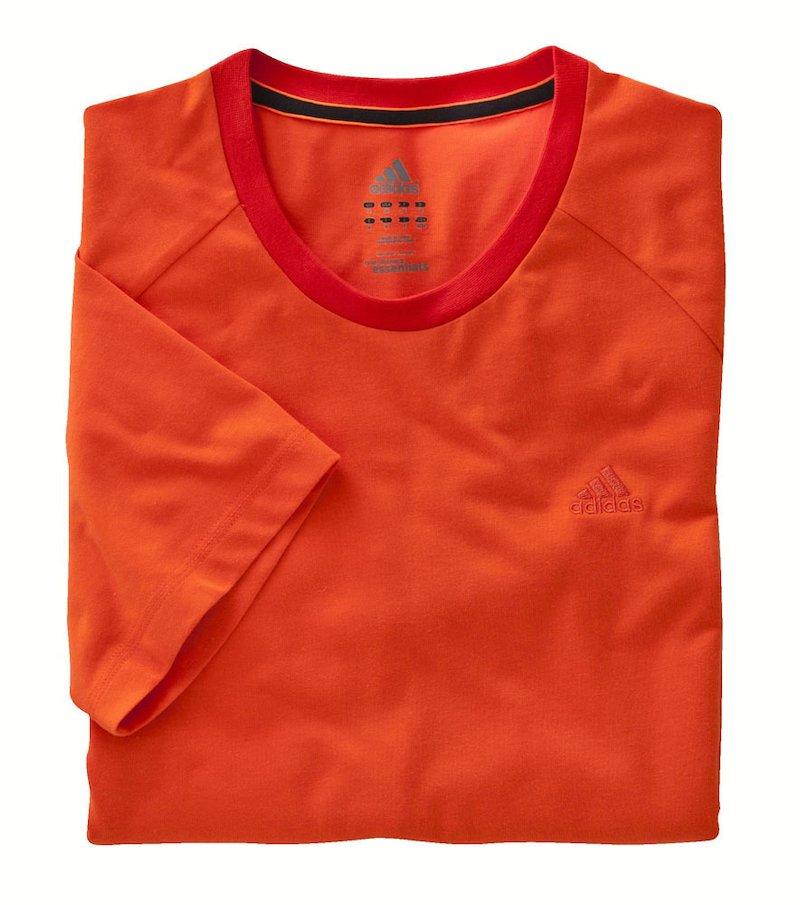 Camiseta hombre ClimaLite® manga corta ADIDAS