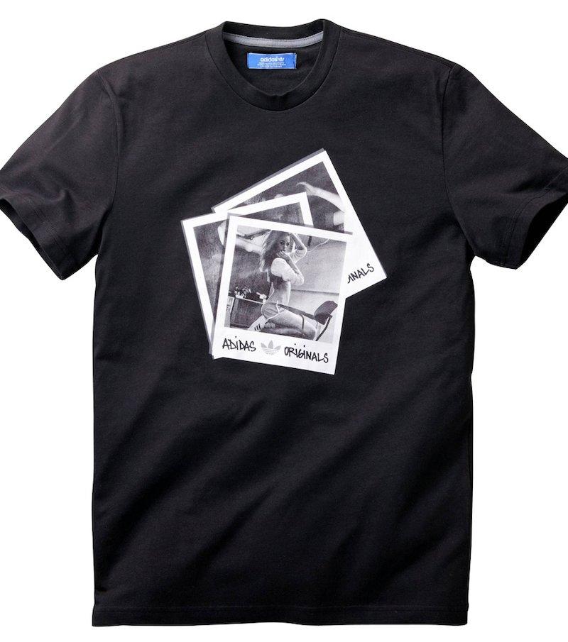 Camiseta manga corta ADIDAS ORIGINALS hombre 3 SUI