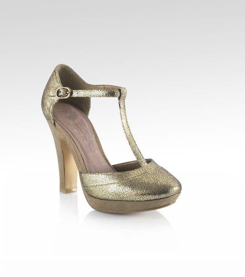 Zapato mujer modelo SALOMÉ plataforma y tacón alto