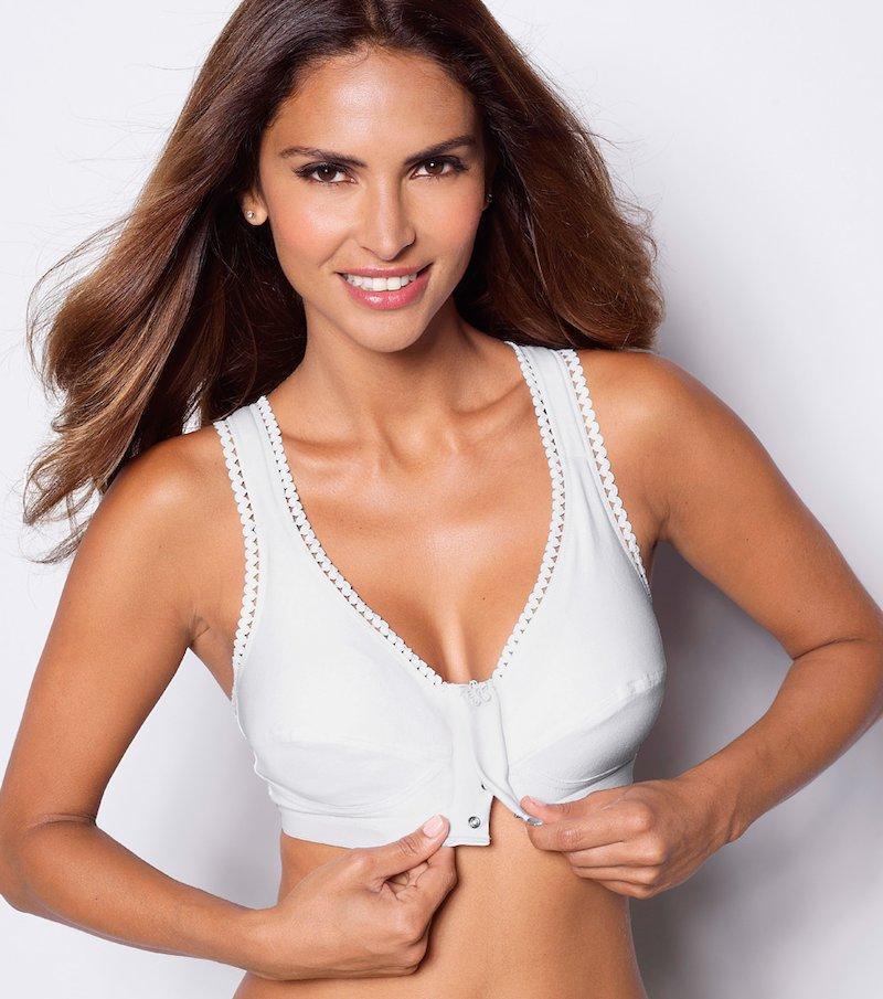 Sujetador mujer especial mastectomías