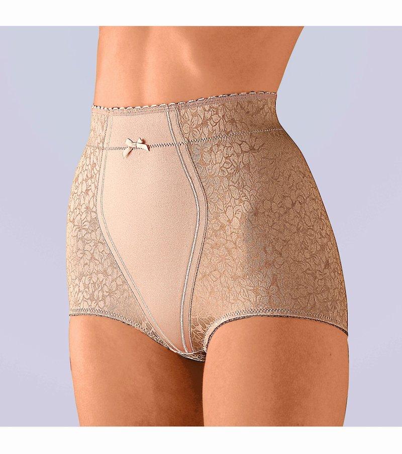 Faja mujer reforzada tejido elástico
