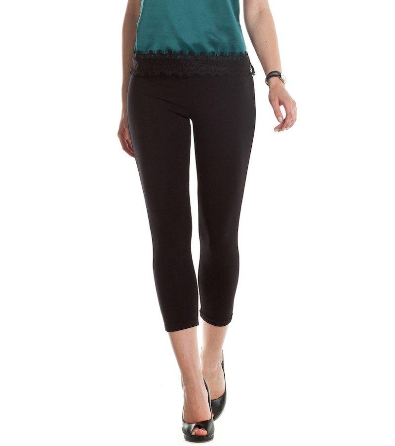 Pantalón legging corto para mujer tipo corsario