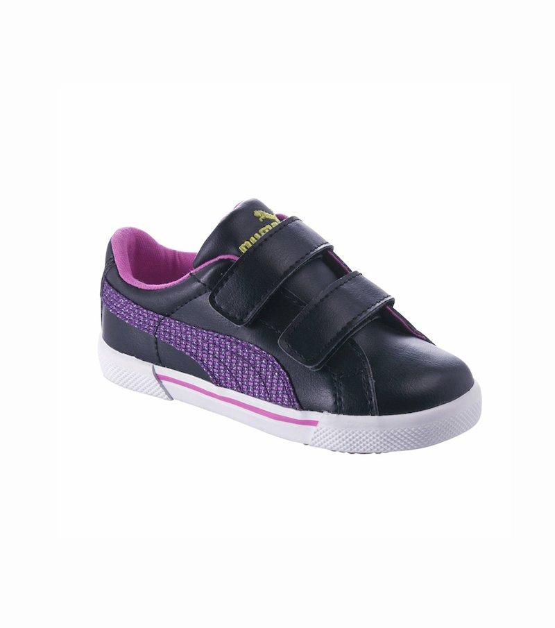 Zapatillas deportivas Beneficio Glitzer Junior de niña con c