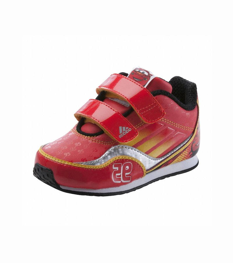 Zapatillas deportivas infantiles CARS DISNEY cierre autoadhe