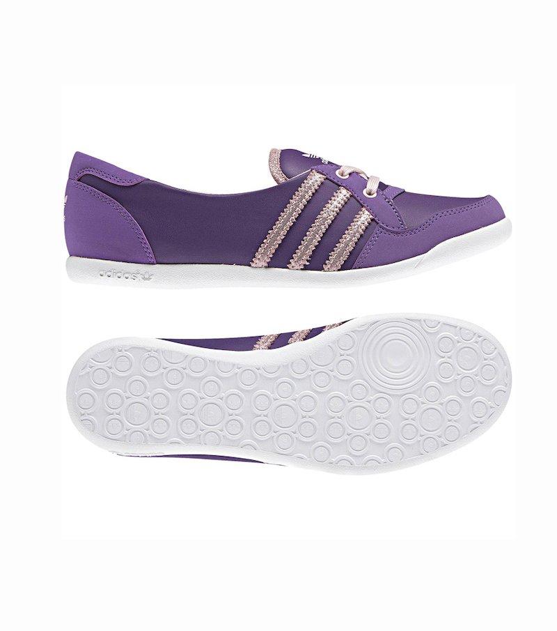 Zapatillas deportivas de niña tipo bailarina Forum Slipper