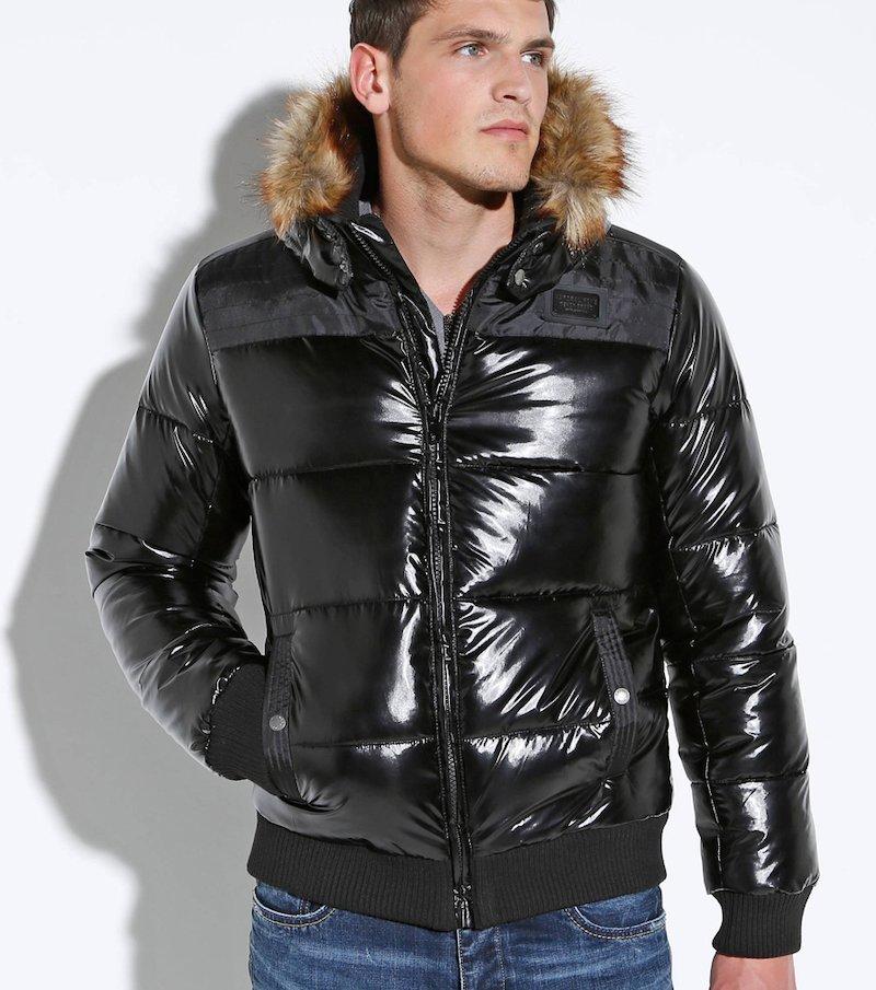 Anorak con capucha KAPORAL de hombre