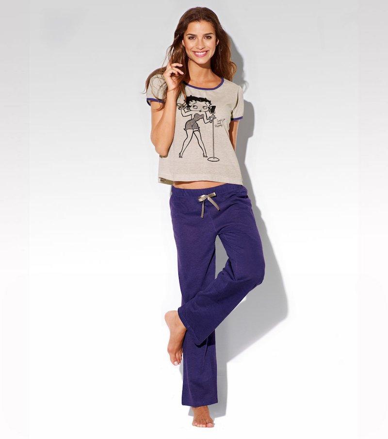 Pijama mujer 2 piezas Betty Boop