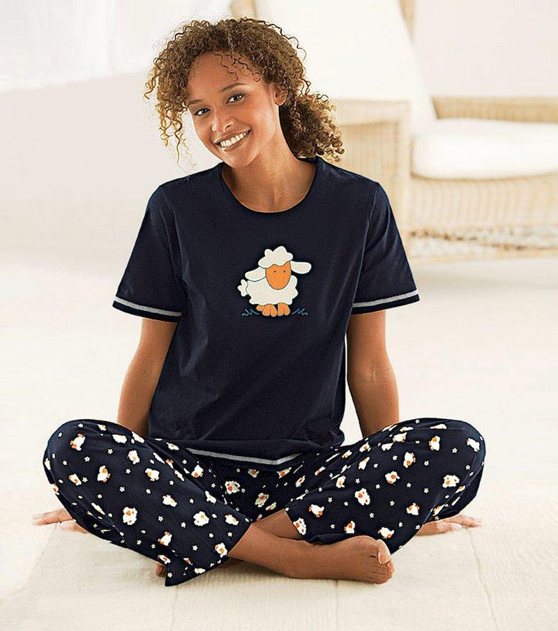 Pijama ovejitas