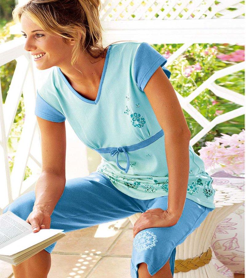 Pijama camiseta y pantalón