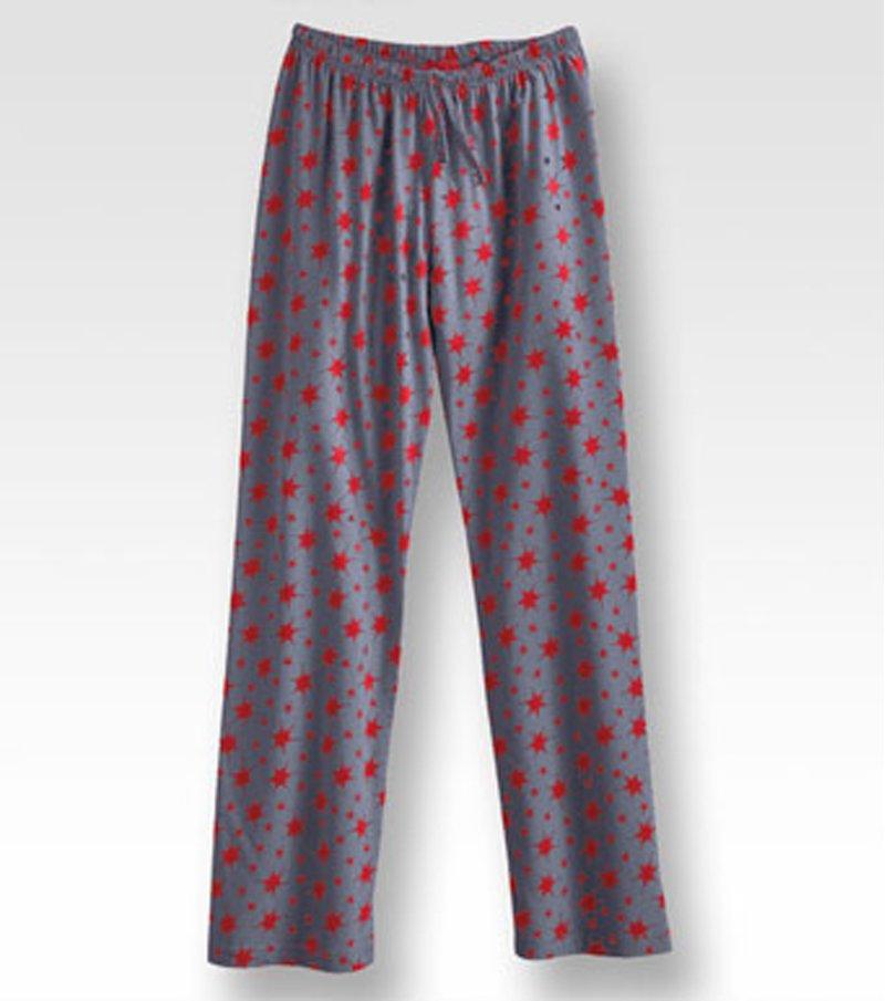Pantalón largo pijama 100% algodón