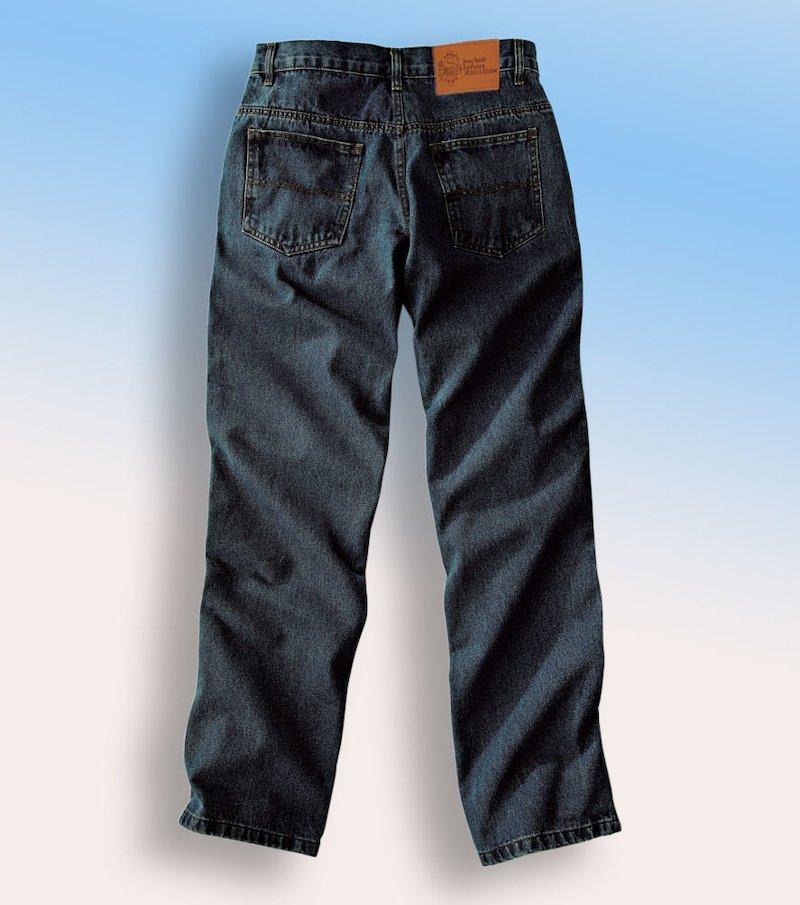 Pantalón vaquero de hombre 5 bolsillos